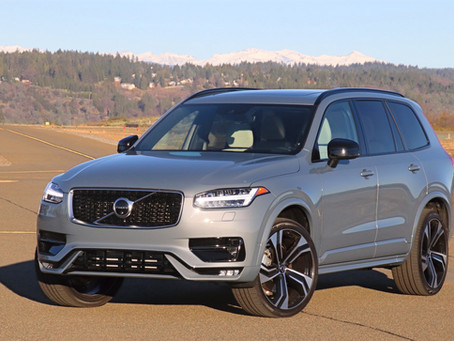 Tested: Volvo XC90 AWD R-Design