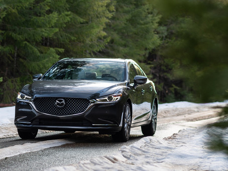 Review: 2021 Mazda 6 Is the Best Driving Normal Sedan