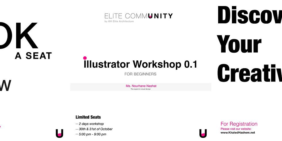 Illustrator Workshop 0.1