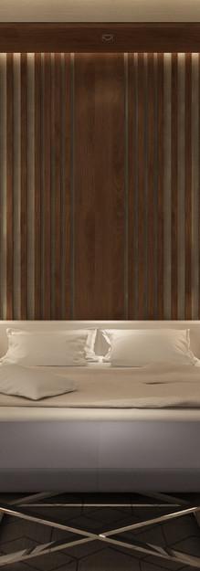 Woody Bedroom Design