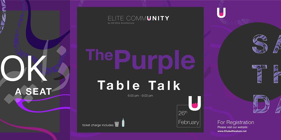 Purple Table Talk (2)