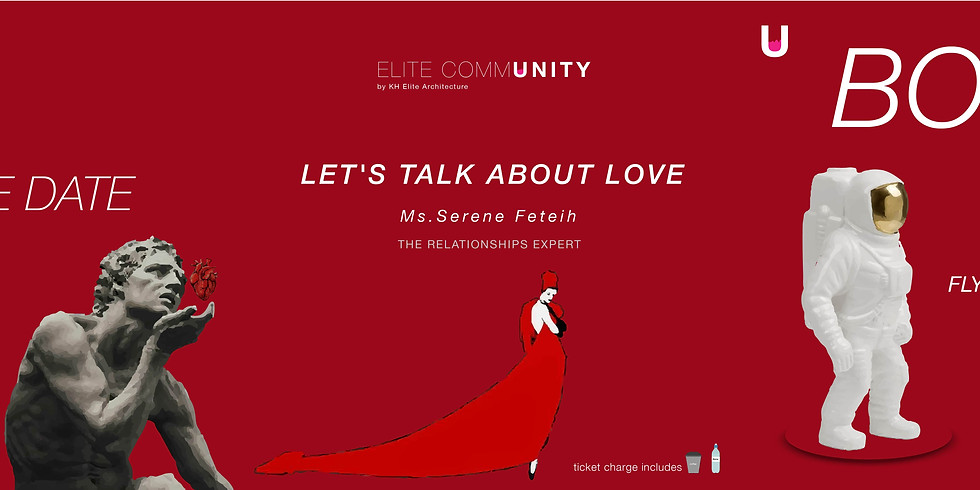 LET'S TALK ABOUT LOVE!!!