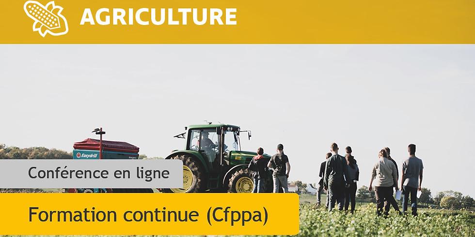 BP Responsable d'Entreprise Agricole (REA), spécialité Polyculture-élevage et Diversification (PED)
