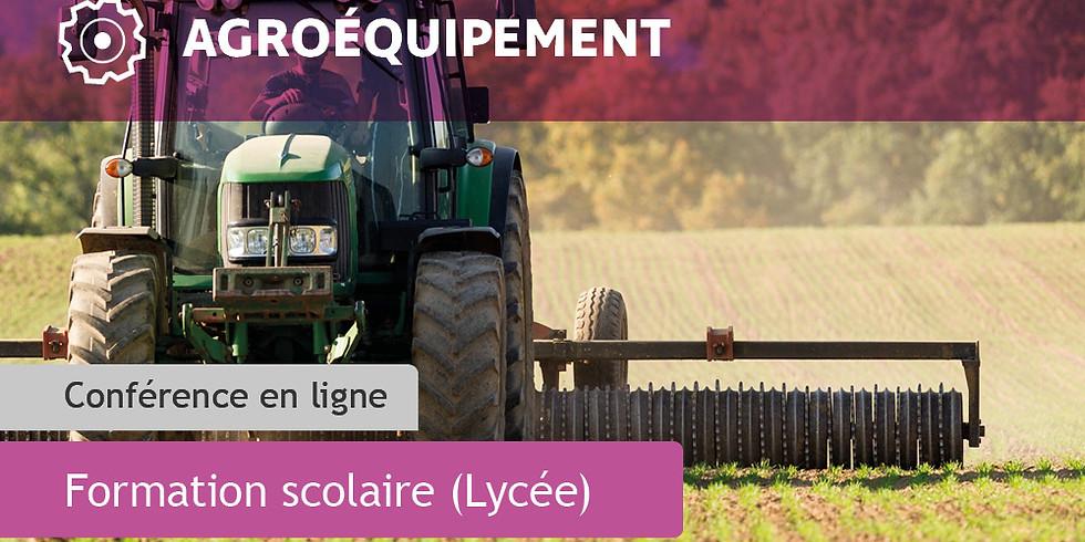 Bac pro Agroéquipement (AE)
