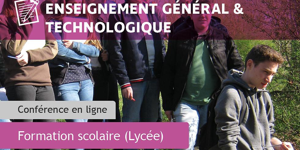 Bac techno Sciences et Technologies de l'Agronomie et du Vivant (STAV)