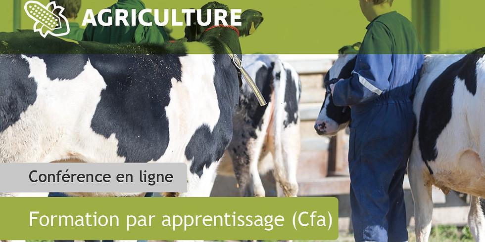 CAP agricole Métiers de l'Agriculture (MA)