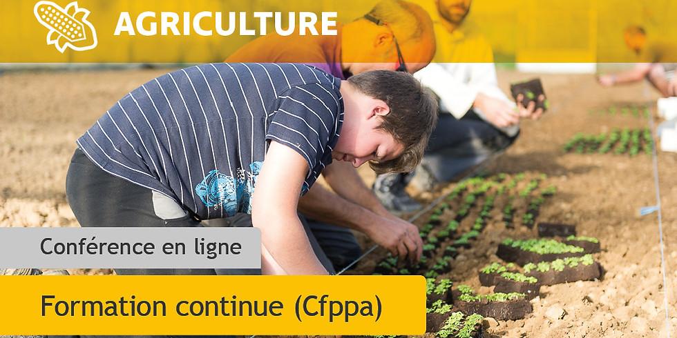 BP Responsable d'Entreprise Agricole (REA), spécialité Maraîchage Biologique (MB)