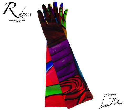 "Long Gloves ""Visioni"" 4"