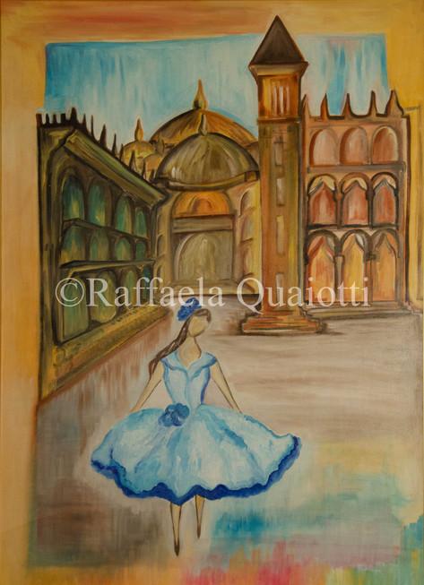 Ballerina a Venezia