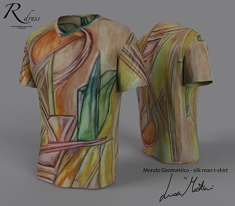 """T-Shirt """"Mondo Geometrico"""""""