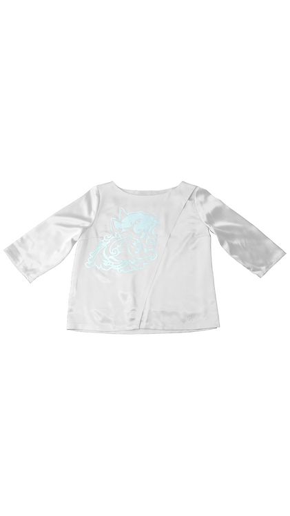 White Miciù Shirt
