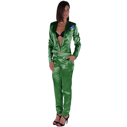 Green Pants Tailleur