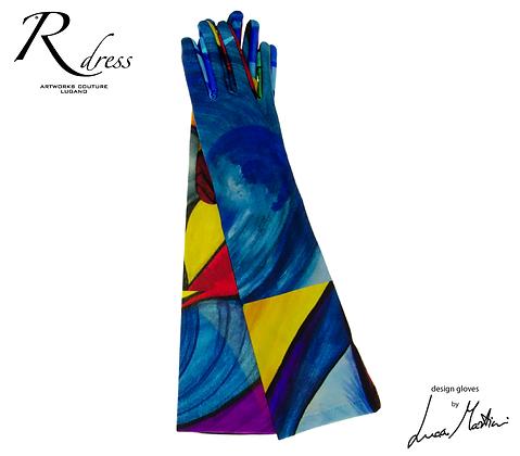 "Long Gloves ""Visioni""3"