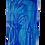 "Thumbnail: Shawl ""I Giochi della Luce (Blu)"""