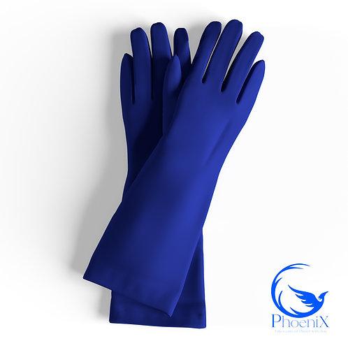 Blu Short gloves