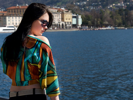 Martini fashion house from Switzerland to Monte Carlo with handmade luxury co-brand.