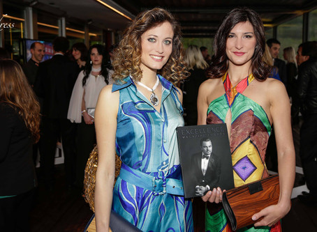 "At ""Monte Carlo incontra Lugano"", the Swiss fashion brand Rdress, enchants with beauty and art"