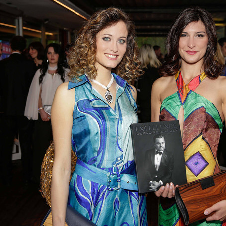 """At """"Monte Carlo incontra Lugano"""", the Swiss fashion brand Rdress, enchants with beauty and art"""