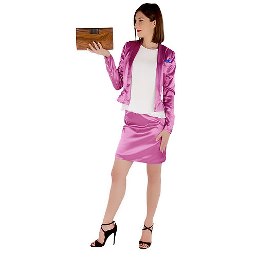 Pink Classic Tailleur