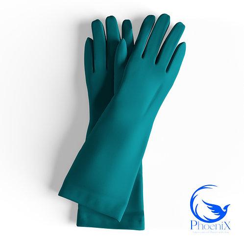 Amalfi Green Short gloves
