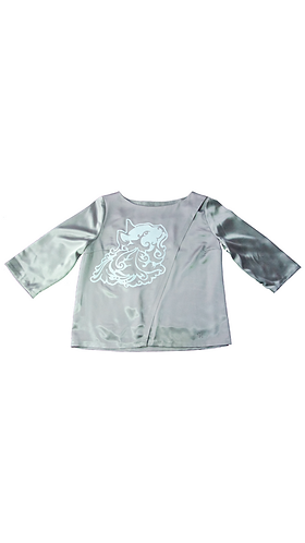 Grey Miciù Shirt