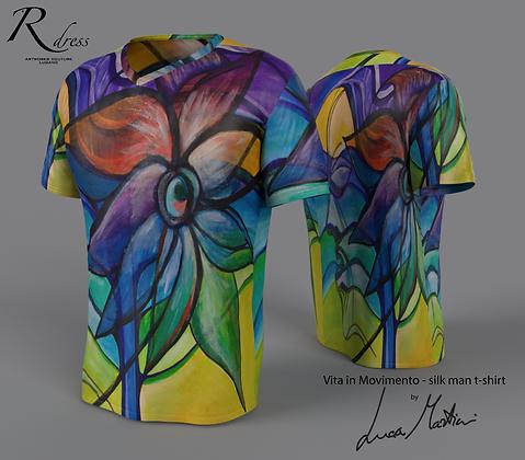 """T-Shirt """"La Vita in Movimento"""""""