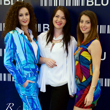 """Rdress opens """"Style & Show"""" event at the Blu boutique in Lugano"""