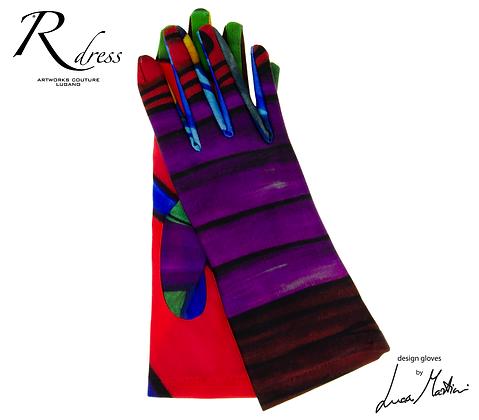 "Short Gloves ""Visioni"" 2"