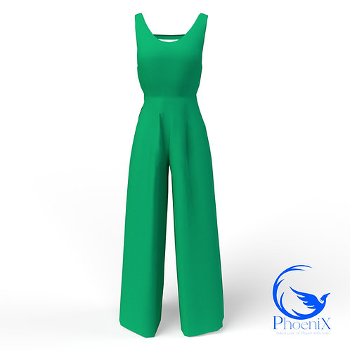 Light Green women Jumpsuit