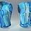 "Thumbnail: Gilet ""I giochi della luce (blu)"""