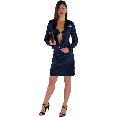 Midnight Blue Classic Tailleur
