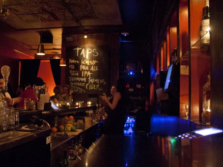 The Best Bars in Vancouver