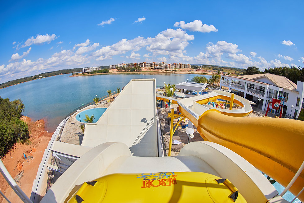 Resort do Lago - Incorpore