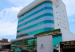 Green Hotel fachada