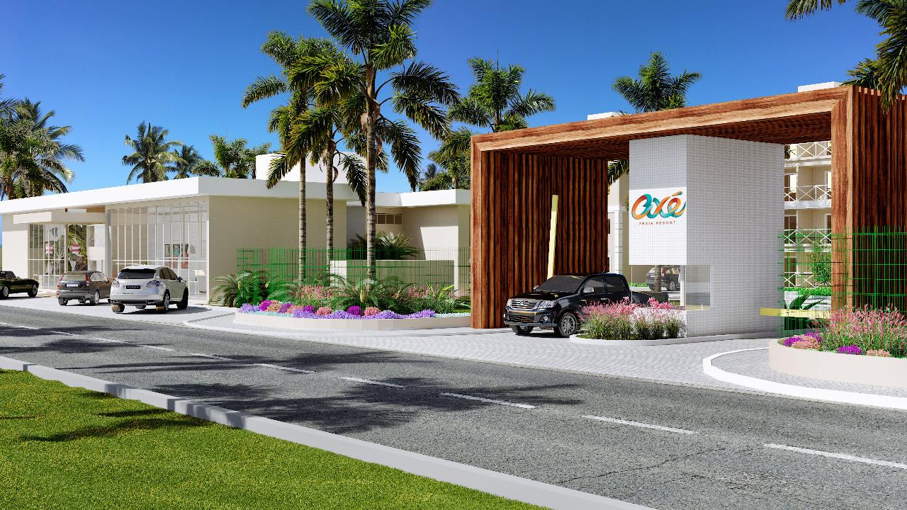 Axé Beach Resort - Incorpore Soluções (2