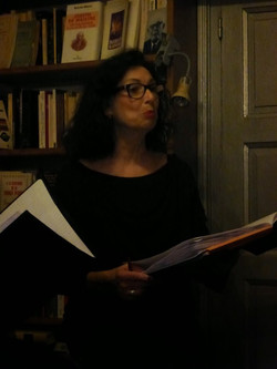 Lecture Spectacle au Liber.thé