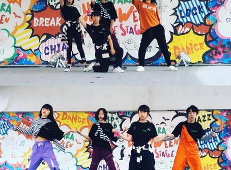 10月20日 シーパラHALLOWEEN DANCE STAGE🎃👻