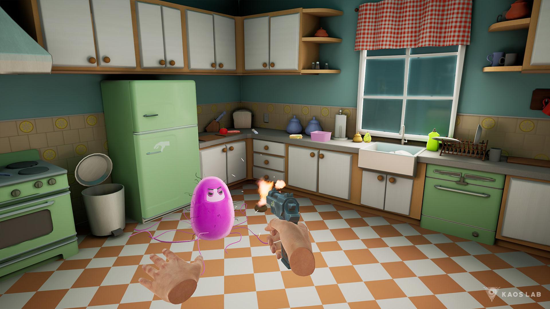 Nébih VR Game