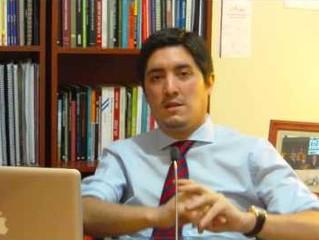 """Marcos Santillán disertará sobre """"escuelas enloquecidas"""""""