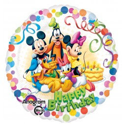 Licensed - Mickey & Friends Party
