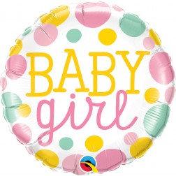 Standard Foil -Baby Girl