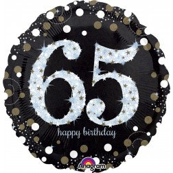 Super Shape - 65th Birthday