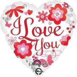 Standard Foil -Valentine