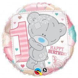 Standard Number - 1st Birthday Girl