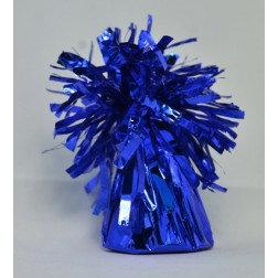 Blue -Balloon Weight & Bag
