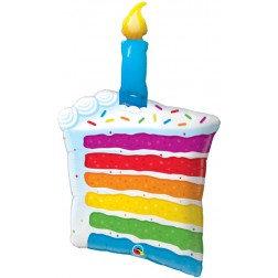 Super Shape - Rainbow Cake