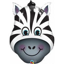 Super Shape -Animal Zebra