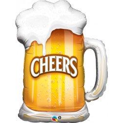 Super Shape - Cheers Beer Mug