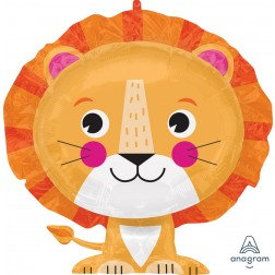 Super Shape -Animal Lion