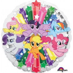 Foil Licensed - My Little Pony